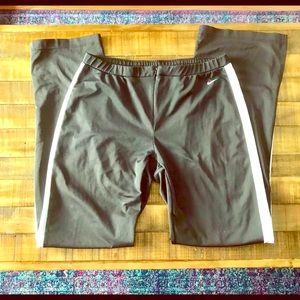 *Host Pick* Nike workout pants zip front
